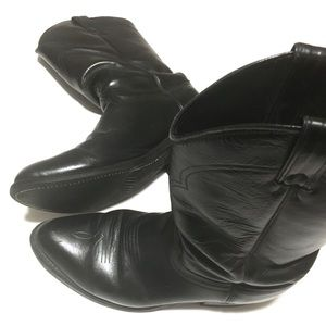 Other - Cowboy Boots Black Men